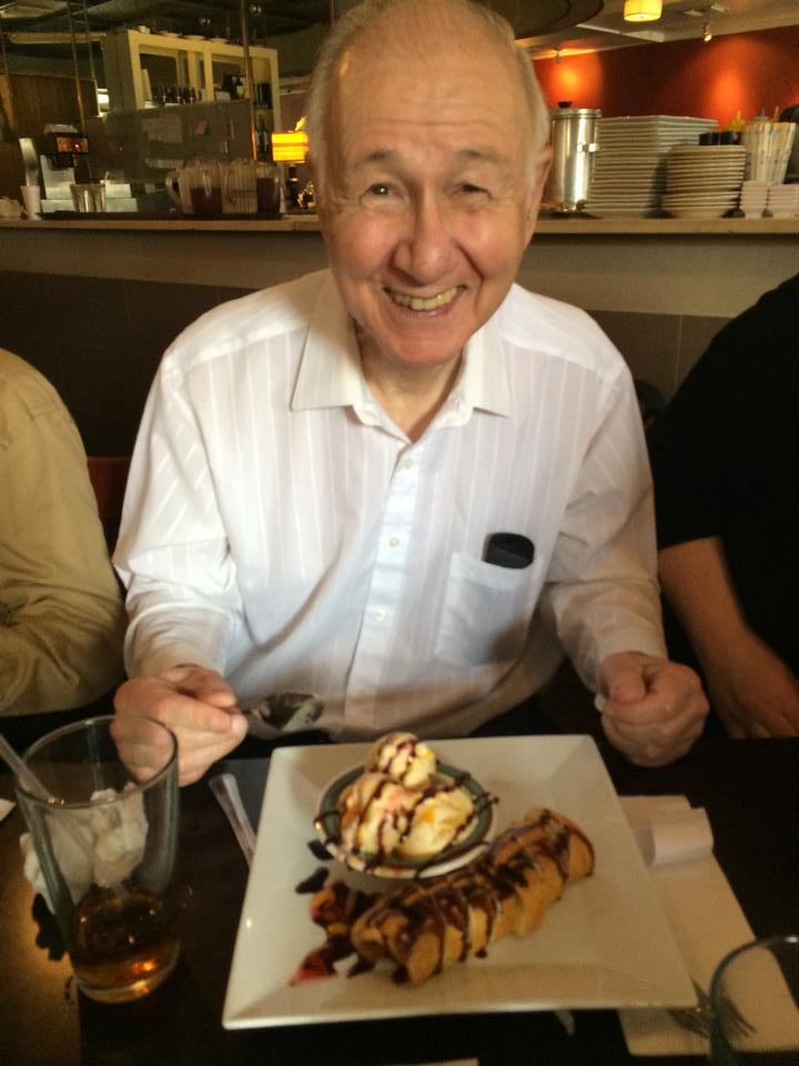 Cutting Loose.  Lessons From Traveling With My 88 Year Old Father.
